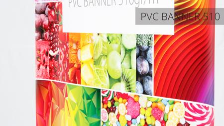 PVC Banner 510gr/m2